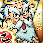 【新作】コトダマン ‐ 共闘ことばRPG MOD APK 2.2.0 (Weak Enemy HP/AutoBattle)