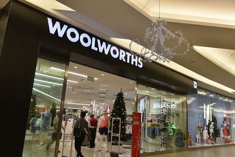 File picture of a Woolworths store.