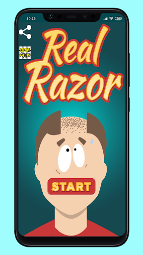 Razor Prank (Hair Trimmer) 1.6.3 screenshots 1