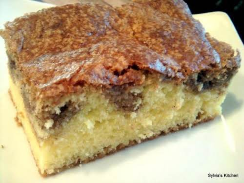 """Lemon Breakfast Cake """"I made this today and it was great! Very..."""