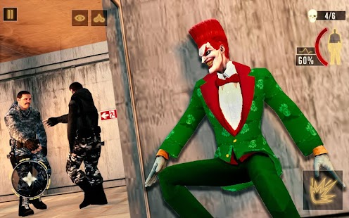 Clown Survival Jail Prison Stealth Escape Hero - náhled