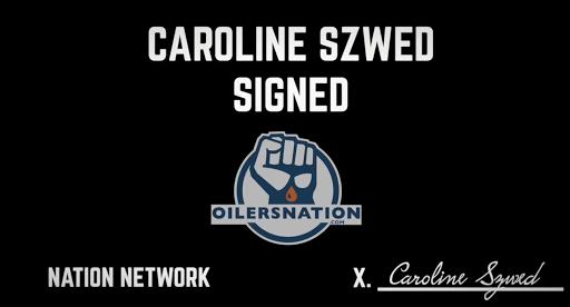 Real Life Podcast Episode 304 – Introducing: Caroline Szwed!