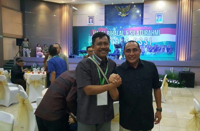Persinga Ngawi Dukung Penuh Edy Rahmayadi Jadi Ketua PSSI