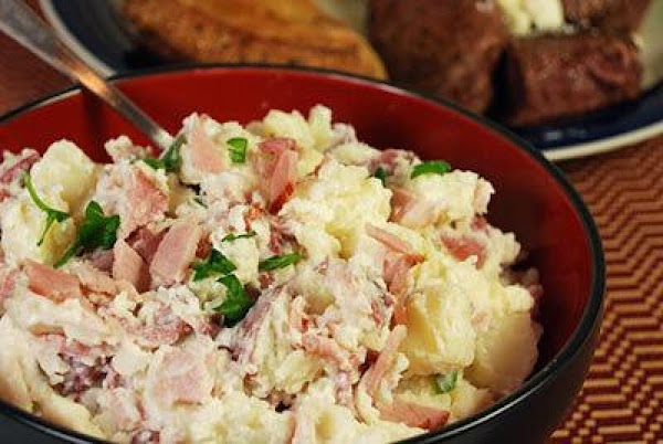 Blue Cheese Potatoes Recipe