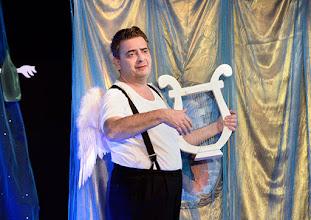 """Photo: Theater an der Wien/ Spielort """"Hölle"""": """"IM SIEBENTEN HIMMEL"""" von Georg Wacks nach Fritz Grünbaum. Premiere 28. 10.2015. Christoph Wagner-Trenkwitz. Copyright: Barbara Zeininger"""