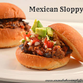 Mexican Sloppy Joes.