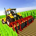 Real Farming Tractor Farm Simulator: Tractor Games icon