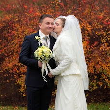Wedding photographer Oleksandr Revenok (Sanela). Photo of 20.12.2014