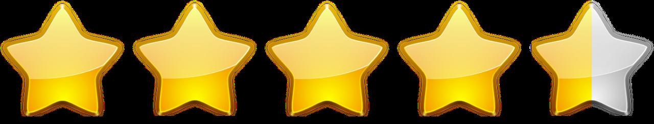 Bücherblog. Rezension. Bewertung. 4,5 Sterne.