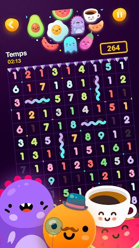 Télécharger Numberzilla - Puzzle de Nombres | Number Game  APK MOD (Astuce) screenshots 1