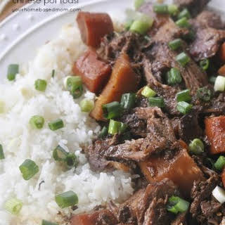 Slow Cooker Chinese Pot Roast.