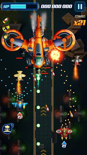 Infinity Strike - Space Shooting Idle Chicken  screenshots 14