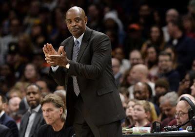 """Les Cavaliers ont """"trouvé un accord"""": voici le coach de Cleveland jusqu'à la fin de saison"""
