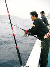 Photo: ナカシマさんもヒット!