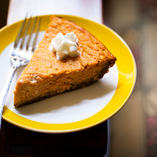 The Pumpkin Pie For People With Pumpkin Pie Issues