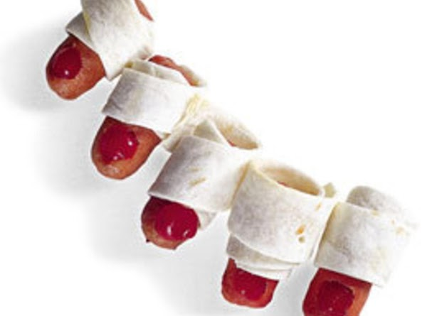 Bloody Toes Recipe