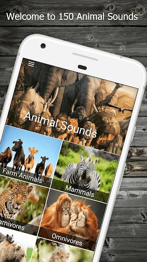 150 Animal Sounds 205 app download 1