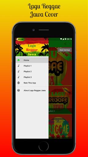 lagu reggae jawa offline screenshot 3