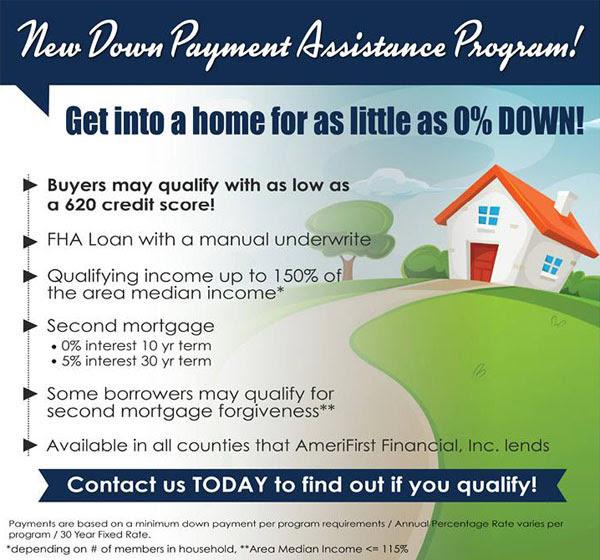 AmeriFirst Financial 100 Program - Phoenix AZ Real Estate