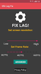 App GFX Tool for PUBG - Lag Fix APK for Windows Phone