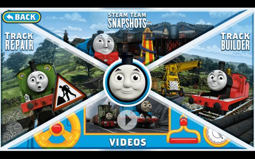 Thomas Friends Watch Play
