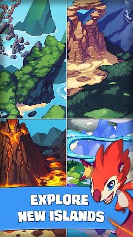 android Mino Monsters 2: Evolution Screenshot 6
