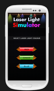 Laser Light Simulator - náhled