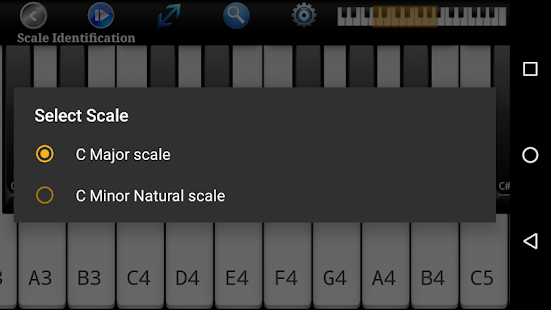 Piano Ear Training Pro- screenshot thumbnail
