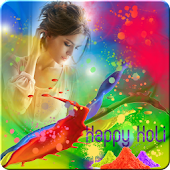 My Holi Photo Frames