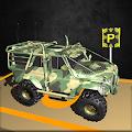 US Army Parking War Vehicle 2018