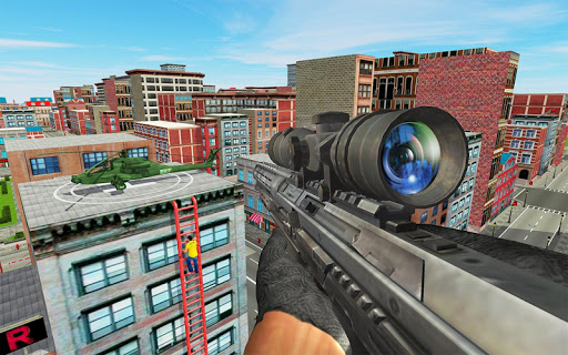 New Sniper Shooter: Free offline 3D shooting games apkpoly screenshots 9