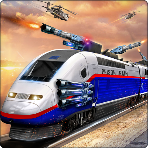 US Police Prison Train Shooter (game)