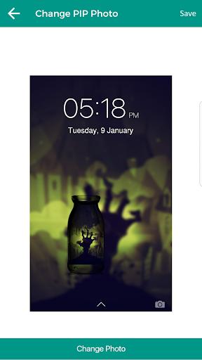 Bottle PIP Lock – Bottle Frame for PC