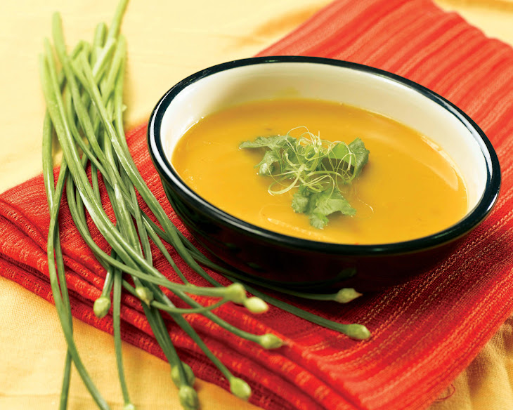 Pumpkin Curry Soup Recipe