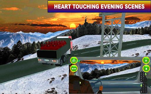 3D Truck Driving Simulator 1.11 screenshots 9