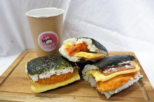 新竹竹北米咕家日式飯糰。在新竹就能吃到美味的沖繩飯糰‧竹北早餐推薦!