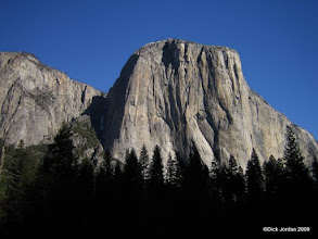 Photo: El Capitan, Yosemite National Park, California