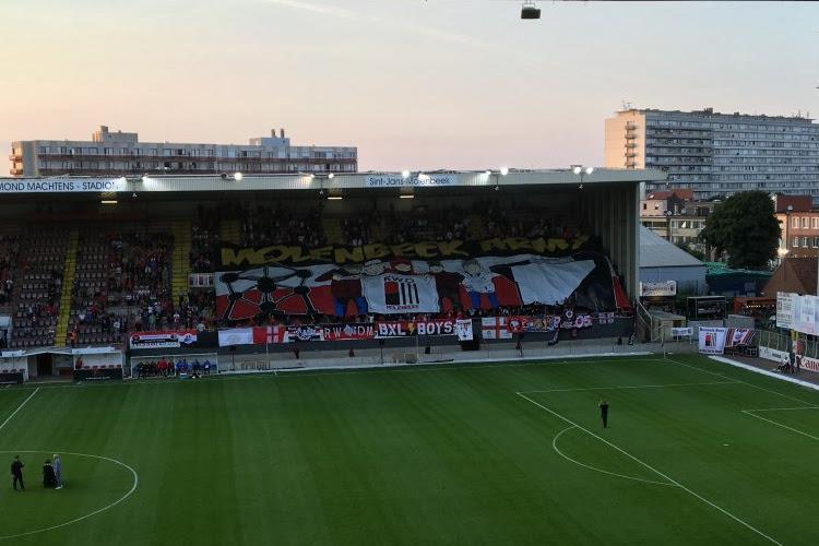 Les supporters du RWDM vont entreprendre une action lors du match contre le Lierse Kempenzonen
