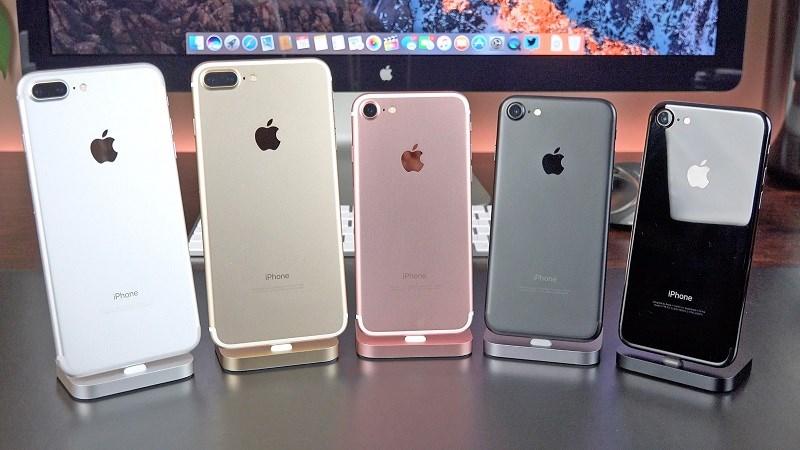 5 điểm khác biệt giữa iPhone 7 Plus và iPhone 7