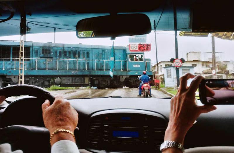 Il treno per Santa Clara... di Francesca Malavasi