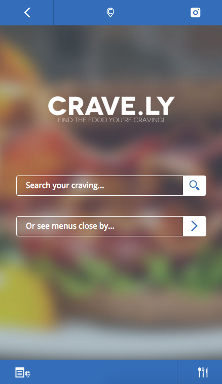 Cravely- screenshot