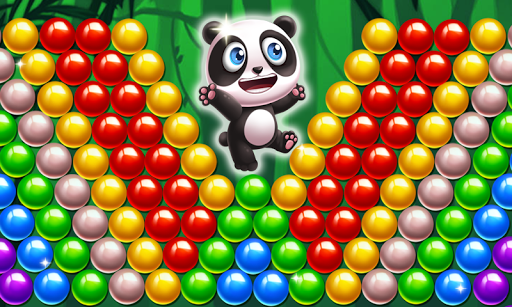 Panda Bubbles Hunter 1.1 screenshots 8