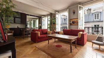 Appartement meublé 4 pièces 89,08 m2