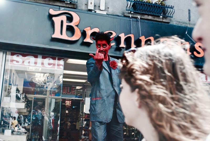 Sympathy for the Devil. di frappzzz