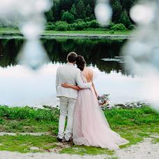 Wedding photographer Oksana Vedmedskaya (Vedmedskaya). Photo of 17.07.2017