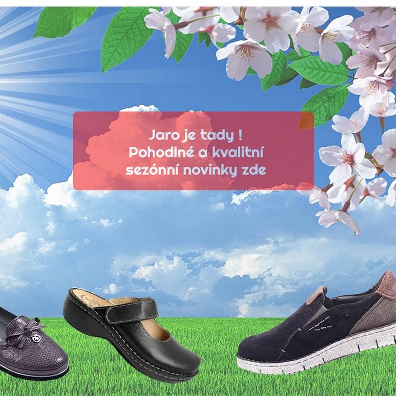 fb6536e7396f Kvalitní a pohodlné jarní boty najdete na TUTY BOTY