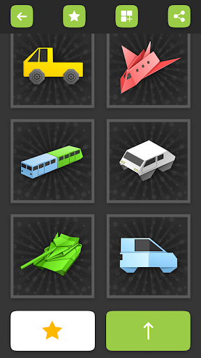 Amazon.com: Origami Cars, Trucks & Trains Kit: Kit Includes 2 ... | 512x288