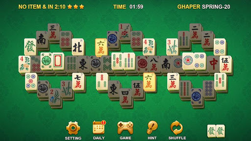 Mahjong 1.2.4 screenshots 7