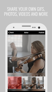 Taylor Davis Violin- screenshot thumbnail