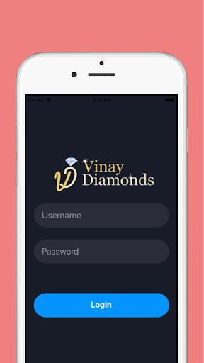 Vinay Diamonds screenshot 1